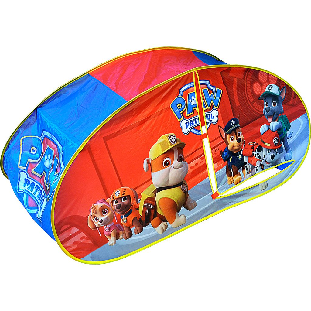 Paw Patrol Sleeping Bag & Tent Set