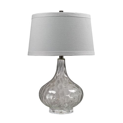 Dimond LED Water Glass Table Lamp