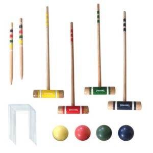 Spalding Recreational Croquet Set