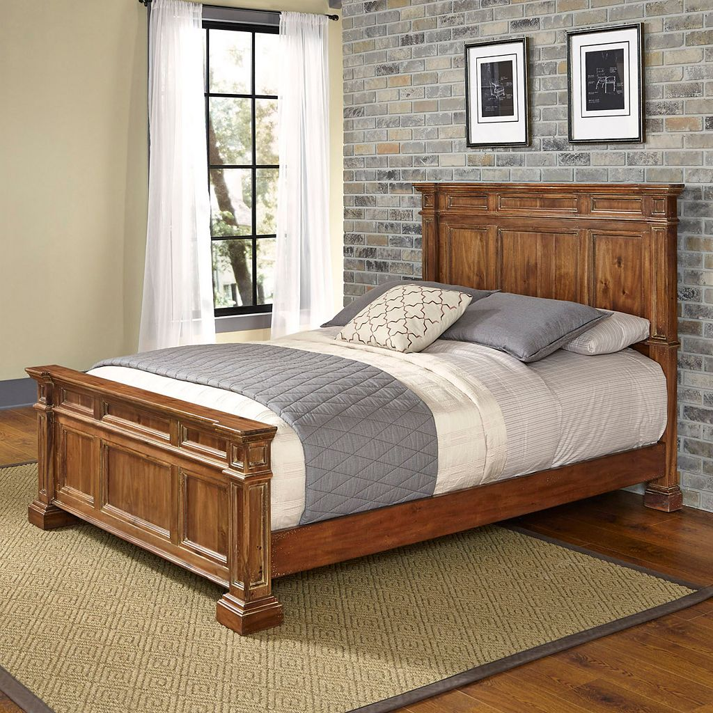 Home Styles Americana Vintage Bed