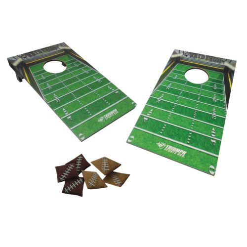 Triumph Sports USA Mini Football Bag Toss
