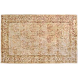 Artisan Weaver Veblen Framed Wool Rug