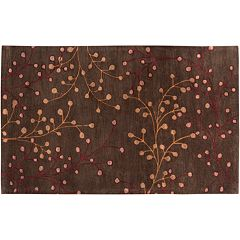 Artisan Weaver Vivian Floral Wool Rug