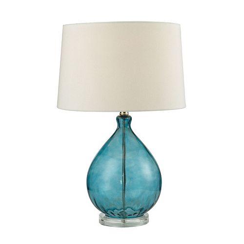 Dimond Wayferer Glass LED Table Lamp