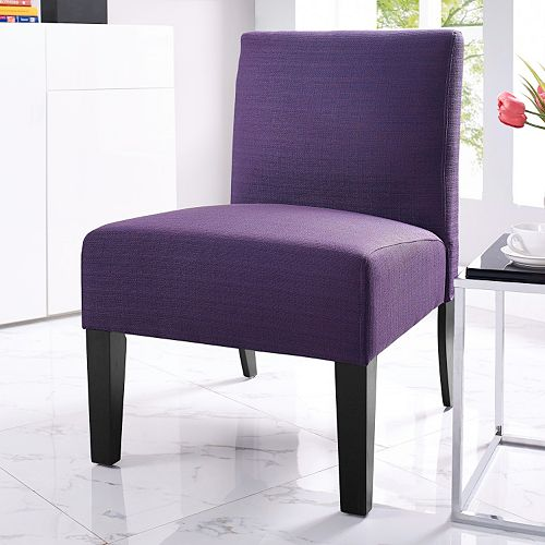 Jane Solid Accent Chair