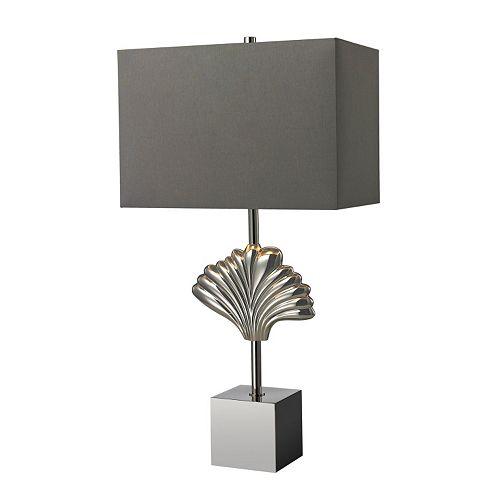 Dimond Ginkgo Leaf Table Lamp