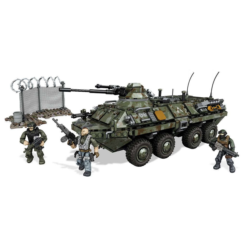 Call of Duty Combat Vehicle Attack Set by Mega Bloks