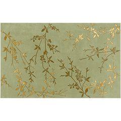 Artisan Weaver Woodland Floral Rug