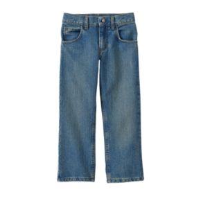 Boys 4-7x Lee Tough Max Straight Jeans
