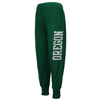 Girls 4-6x Oregon Ducks Shimmering Harem Pants