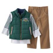 Boyzwear Vest & Pants Set - Toddler Boy