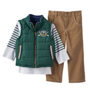 Boyzwear Vest & Pants Set - Toddler Boy