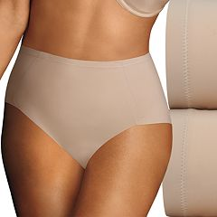 Maidenform Shapewear  2 pkSleek Smoothers Shaping Briefs DM1002 - Women's