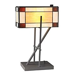 Dimond Fortwilliam Tiffany-Style Table Lamp
