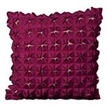 Mina Victory 20'' x 20'' Geometric Throw Pillow
