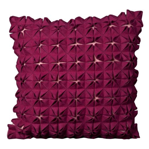 Mina Victory 20'' x 20'' Geometric Throw Pillow