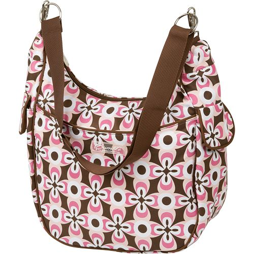 $44.99 (reg $90) The Bumble Collection Chloe Convertible Diaper Bag