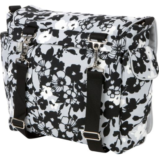The Bumble Collection Jessica Messenger Diaper Bag