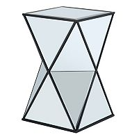Madison Park Blick Angular Mirror Table