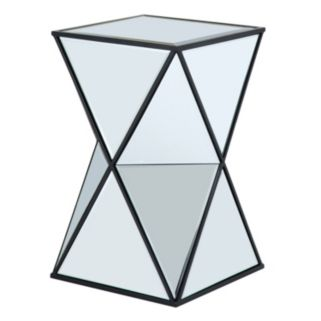 Madison Park Blick Angular Mirror Table