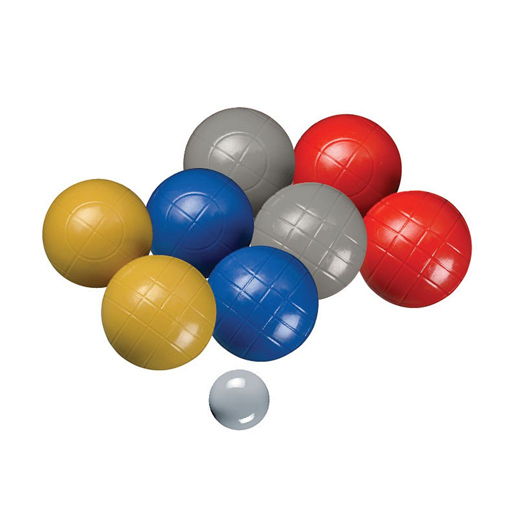 Verus Sports Vintage 90mm Bocce Ball Set