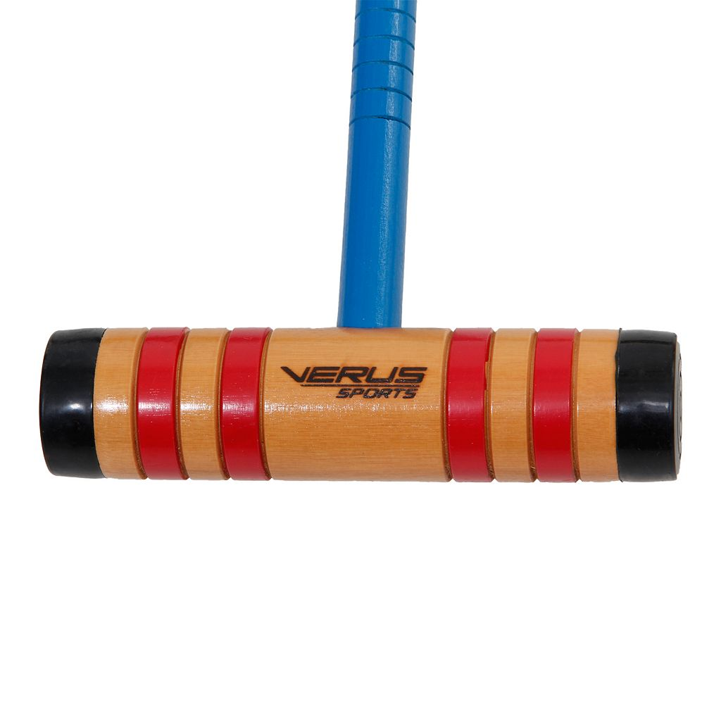 Kids Verus Sports Advanced 6-Player Croquet Set