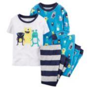 Carter's Graphic Pajama Set - Baby Boy