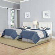 Home Styles 3 pc Naples Twin Headboards and Night Stand Set