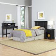 Home Styles 3 pc Naples Twin Bedroom Set