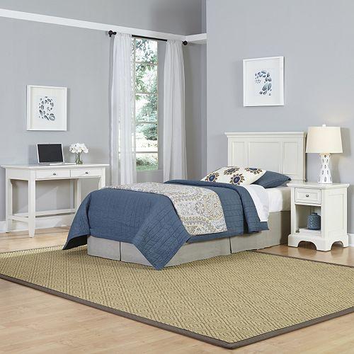 Home Styles 3-piece Naples Twin Bedroom Set