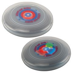 Verus Sports Glo-Bright Light-Up 9 in Flying Disc