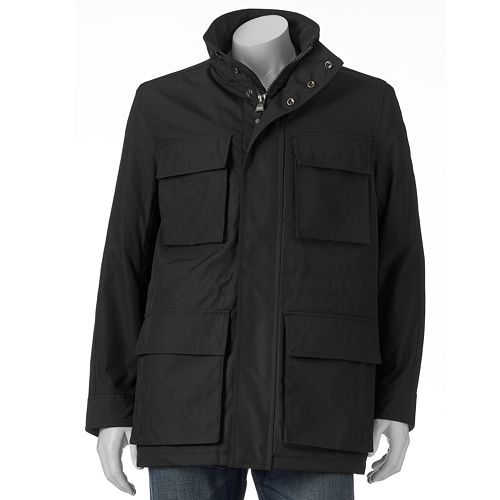 Men's AM Studio by Andrew Marc City Jacket