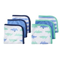 Baby Carter's 6-pk. Animal Washcloths by