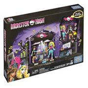 Mega Bloks Monster High Graveyard Garden Party