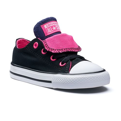 ae8bd1f2ad2bfd Toddler Converse Chuck Taylor All Star Double-Tongue Sneakers