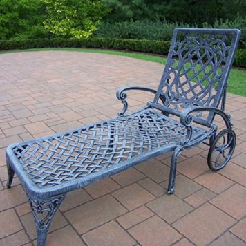 Mississippi Chaise Lounge Chair