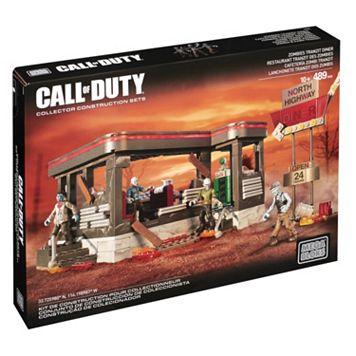 Mega Bloks Call of Duty Zombies Tranzit Diner