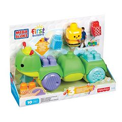 Mega Bloks First Builder 'Move n' Groove Caterpillar