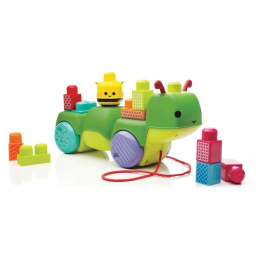 Mega Bloks First Builder 'Move n' Groove Caterpillar