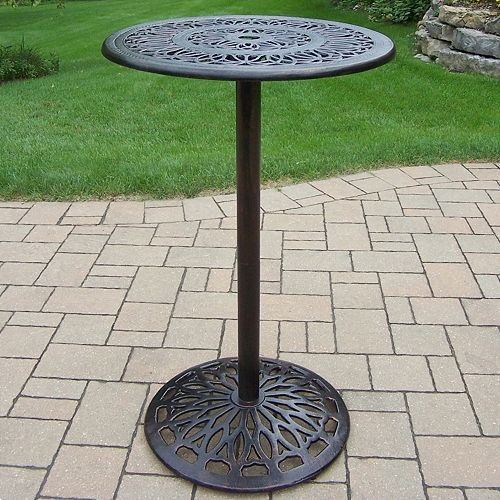 Grace Round Bar Table