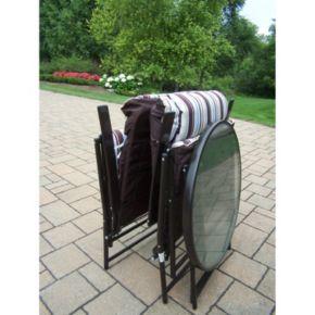 Comfy Foldable Outdoor Furniture 3-piece Set