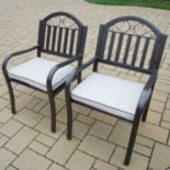 Rochester Arm Chair 2-piece Set