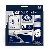 Baby Fanatic Kansas City Royals 5-Piece Essentials Gift Set