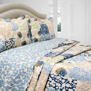 Bethany Reversible Quilt Set