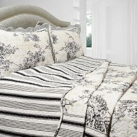 Emory Reversible Quilt Set