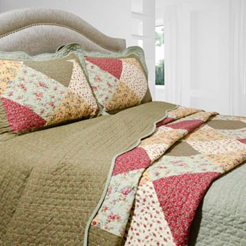 Oakridge Reversible Quilt Set