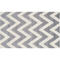 Safavieh Cambridge Chevron Wool Rug