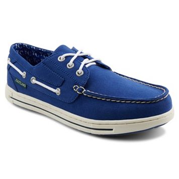 Men's Eastland Kansas City Royals Adventure Boat Shoes