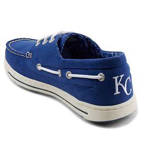 Men's Eastland Kansas City Royals Adventure Boat Shoes