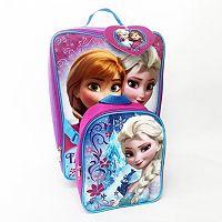 Disney's Frozen Kids' 3-Piece Luggage Set